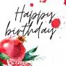 Подарок в честь Вашего  Дня Рождения!