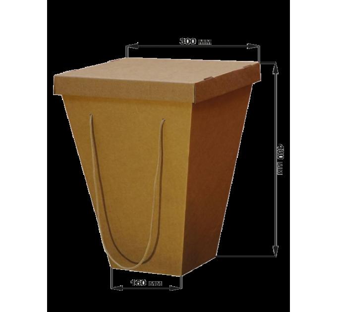 Большая коробка с крышкой